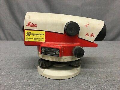 Leica Na720 Automatic Optical Level--