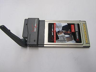 KYOCERA KPC650 PASSPORT 3G 1xEV-DO PC CARD Verizon For Laptop-TRUE MOBILITY (Verizon Laptop)
