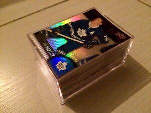 Lot de 50 cartes de hockey Tim Hortons 2017-2018 hockey cards