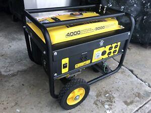Génératrice Champion  4000 Watts