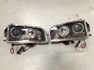 Dodge Charger Head Lights