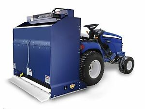 Wanted: Zamboni Model 100 for a garden tractor