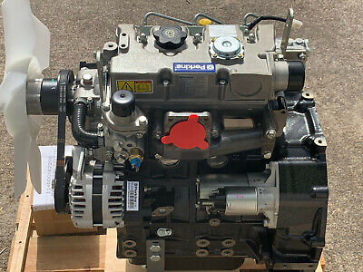 Brand New Shibaura N843 Engine