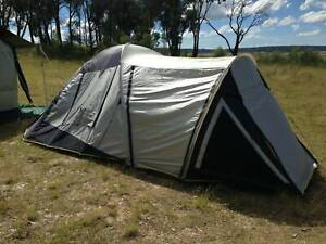 6-person oztrail camping tent