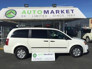 2009 Dodge Grand Caravan CARGO VAN SHELVING! FINANCE ALL CREDIT!