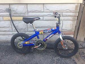 """Hot wheels bike 12"""" $15"""