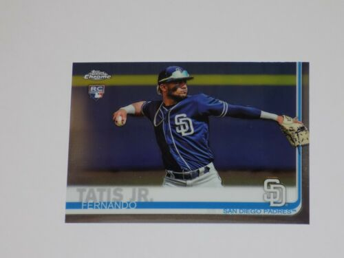 2019 Topps Update Series 3 150th Anniversary Logo #US263 Chris Paddack San Diego Padres RC Rookie Official Baseball Trading Card