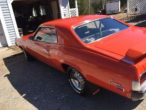 1969 Mercury Cougar (Eliminator Clone)