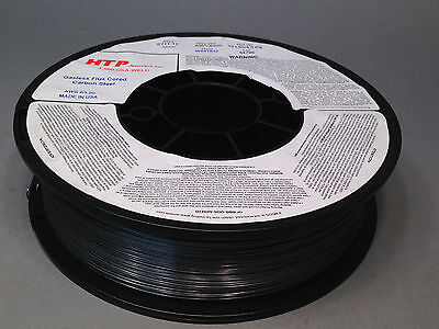 10lb .030 Htp Flux Cored E71t-11 Gasless Steel Mig Wire Core Made In Usa