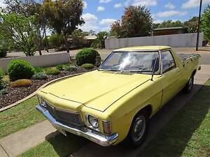 * EXPRESSIONS OF INTEREST * HZ HOLDEN 202 AUTOMATIC UTILITY Murray Bridge Murray Bridge Area Preview