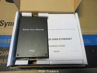 Digitus DN-95101 POE PSE 802.3af Power over Ethernet - New in Plastic