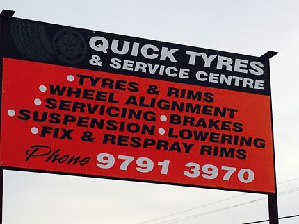 New&used tyres&rims