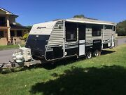 2013 Supreme 21ft caravan - Custom Made - Triple Bunks Stockton Newcastle Area Preview