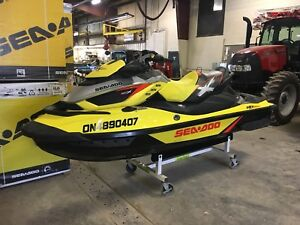 2015 Seadoo RXT AS 260 with suspension
