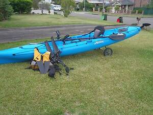 Hobie Revolution Engadine Sutherland Area Preview