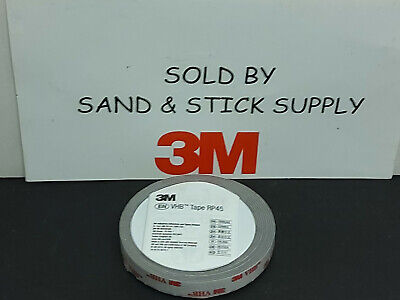 3m Vhb Tape Rp45 Gray 12 In X 5 Yd 45 Mil Molding Attachment