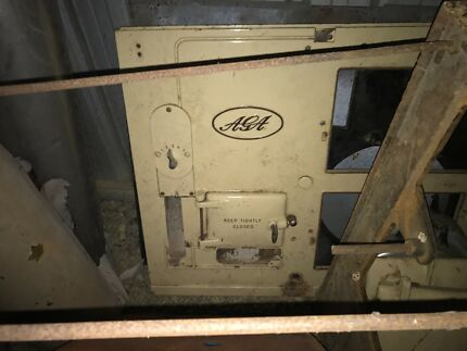 1950 aga stove