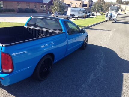 1999 Ford Falcon Ute Currambine Joondalup Area Preview
