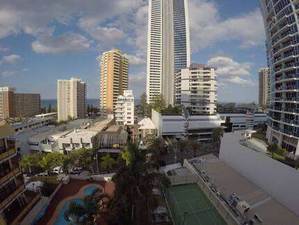 2 Bedroom Bedroom Apartment in the Heart of Surfers Paradise