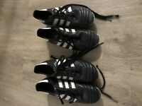 Adidas Soccer cleats ( souliers) for kids sizes 5 & 6 1/2