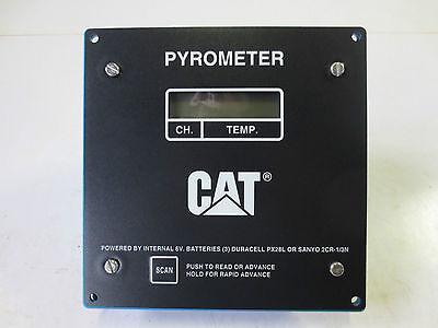 Pyrometer Cat Pn 114-2410 Thermocouple Display. Caterpillar Altronic Inc. Usa.