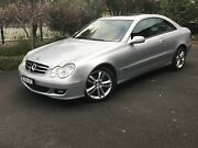 Mercedes CLK350 Avantgarde Doncaster Manningham Area Preview