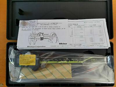 Absolutely True Mitutoyo 500-196-20 150mm6 Digital Digimatic Vernier Caliper
