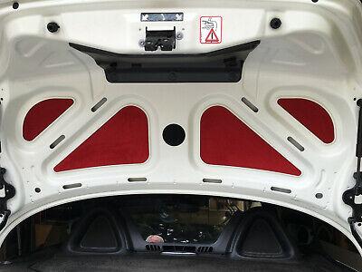 SLK Mercedes R 170 / 171 / 172 Kofferraum Heckklappe Deckel Einlagen Verkleidung