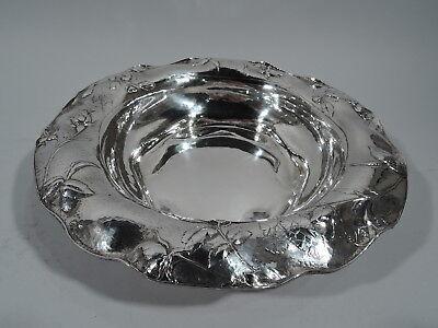 Gorham Bowl - EFX - Antique Centerpiece - American Martele 9584 Silver - 1914