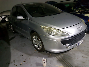 Peugeot 307 for parts Braybrook Maribyrnong Area Preview