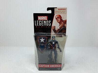 DAMAGED CARDBACK Marvel Legends Series Captain America, 3.75-in Action Figure