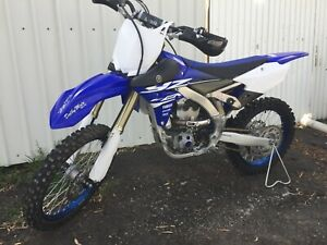 NEAR NEW!! 2018 YZ250F YAMAHA (U02561) Dalby Dalby Area Preview