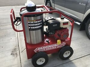 New 2019 Easy Kleen Gold Magnum 4000 hot water pressure washer