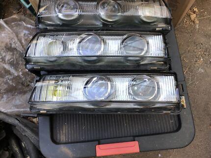 Nissan silvia front lights headlights light