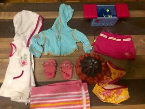 American Girl Beach Set
