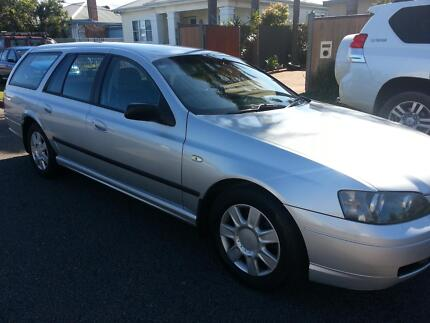 2004 Ford Falcon Wagon Blacksmiths Lake Macquarie Area Preview