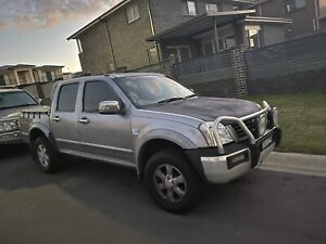 2006 Holden Rodeo Lt 4 Sp Automatic Crew Cab P/up