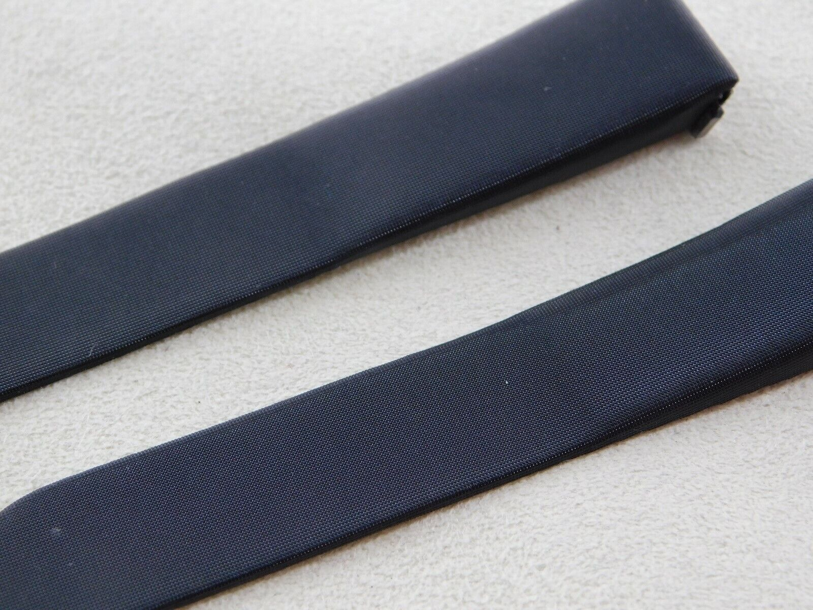 Neu Original Cartier Armband schwarz 15 - 14  Roadster Lady Satinband in OVP