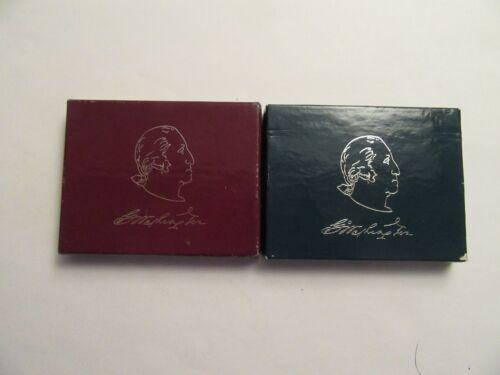TWO 1982 US Mint Silver Half Dollar, George Washington, 1 proof +1 Unc