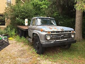 1966 Ford F-600