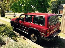 1996 Toyota 80 series dual  fuel GXL LandCruiser Wagon Seacombe Heights Marion Area Preview