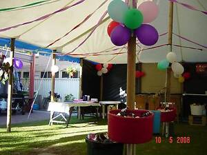 *MARQUEE GREAT FOR WEDDINGS,EVENTS,SHOWS,BOAT AND CAR SHOWS ETC.* Bundall Gold Coast City Preview