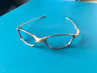 Oakley XX X-Metal 24K Frame (Frame Only) 100% Original - One Owner - Very Rare