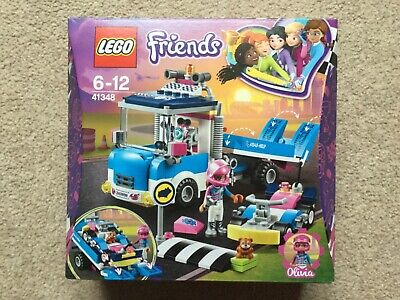 LEGO Friends 41348 Olivia's Service and Care Truck NEW, fast dispatch in box