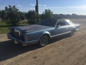 1978 Lincoln Continental Mark 5