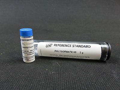 Polysorbate 80 Usp Reference Standard 2 Grams