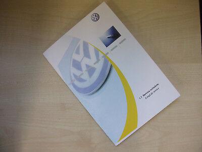 VW VOLKSWAGEN BORA SERVICE BOOK NEW COVERS ALL 1.9 TDI FSI GT TDI HIGHLINE