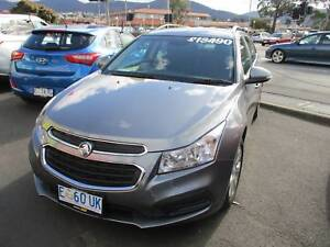 2015 Holden Cruze Wagon Moonah Glenorchy Area Preview