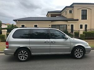 2005 Kia Carnival 7 seats Auto low 146k RWC $4700 Belmont Brisbane South East Preview