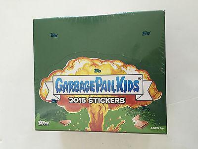 2015 TOPPS GARBAGE PAIL KIDS BOX 24 packs!